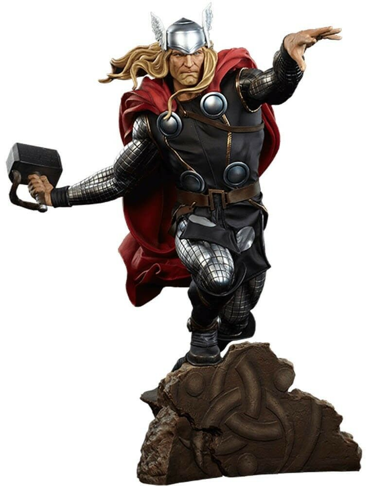 THOR PREMIUM FORMAT STATUE SIDESHOW - Limited Edition: 0918/1500