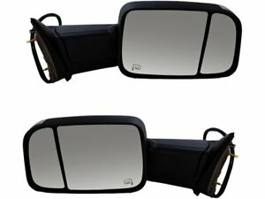 Door-Mirror-Set-For-09-11-Dodge-Ram-Ram-1500-2500-3500-GW31X9-Door-Mirror-Set
