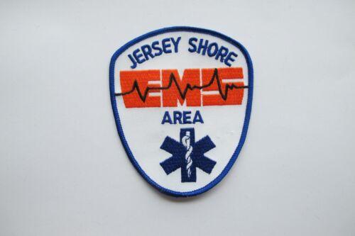 VINTAGE JERSEY SHORE ARE EMS EMBROIDERY APPLIQUÉ PATCH-001