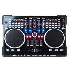American Audio VMS5 mint 6-Channel Midi USB DJ Controller 4-Line Mixer Built-In