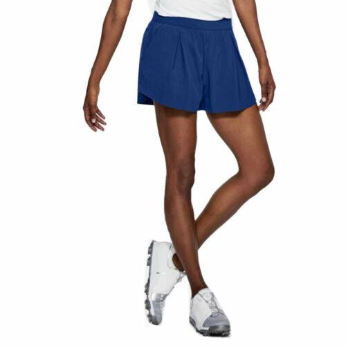 Under Armour UA HeatGear Perpetual Blue Lightweight Ladies Running Shorts