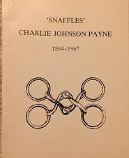 SNAFFLES RAISONNE CATALOGUE1981 Full List Of Snaffles Prints & Dates