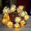 100LED-10M-Christmas-Tree-Fairy-String-Party-Lights-Xmax-Waterproof-Color-Lamp-B thumbnail 28