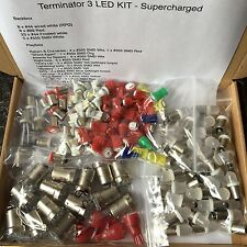 Stern Terminator 3 pinball. Complete LED Kit,  We have the WORLDS cheapest KITS!