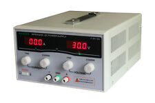 KPS3020D Adjustable High Power Switching DC Power Supply 0-30V 0-20A Input AC220