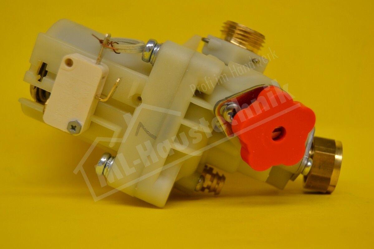 Junkers Wasseraramtur Wasserschalter 8717002110 8717002110 8717002110 Hersteller Nummer 725743