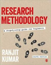Research Methodology : A Step-by-Step Guide for Beginners by Ranjit Kumar (2014, Paperback)
