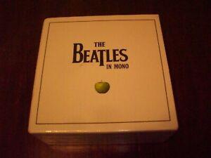 Authentic Mono Box Set, The Beatles CD,2009, Apple Press., VG Box , NM Disc's !!
