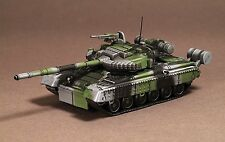 Warmaster TK0052 T-80BV 4th Guards Tank Division 1990 1/72 Scale Diecast Model
