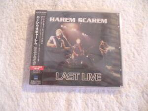 Harem-Scarem-034-Last-Live-034-2000-cd-Japan-Wea-WPCR-10764-W-Obi-NEW