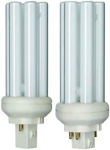 2-piezas-Philips-PL-C-13w-830-Lamparas-de-luz-MASTER-PL-C-13w-830-2p-EEK-A