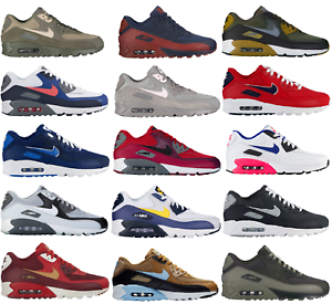 Nike-Air-Max-90-Essential-Sneakers-Men-039-s-Lifestyle-Shoes