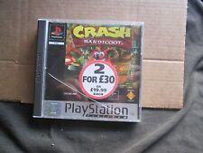 CRASH BANDICOOT (PLAYSTATION 1)