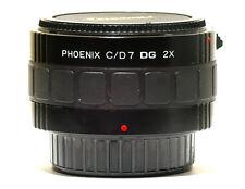 Phoenix AF 7 Element 2x Teleconverter Lens Pentax K1 Full Frame