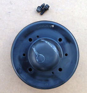 BUICK OLDSMOBILE INTRIGUE PONTIAC GM 38 WATER PUMP PULLEY 99