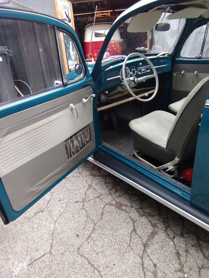 VW 1200, 1,2, Benzin