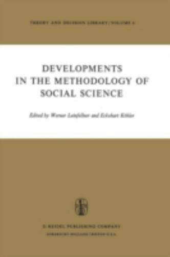 Theory and Decision Library: Developments in the Methodology of Social...