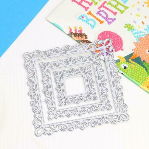 DIY Scrapbooking Embossing Die Cuts Metal Cutting Dies Stencils for Photo Album