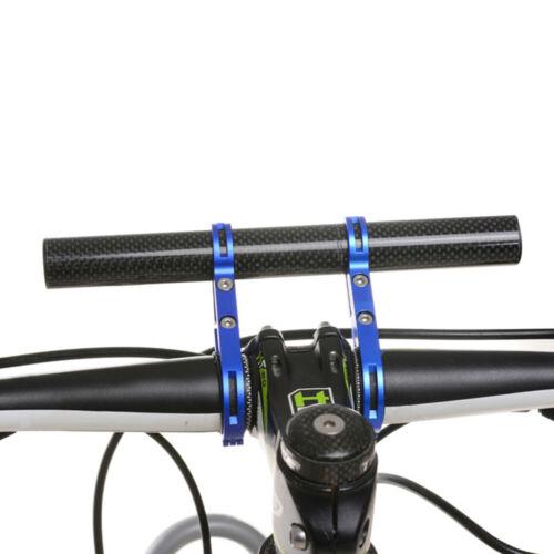 Bike Flashlight Holder Handlebar Bicycle Accessory Extender Mount Bracket