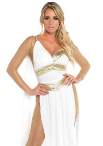 catsuit hig Goddess golden 4pc golden 4pc wOq46Hg