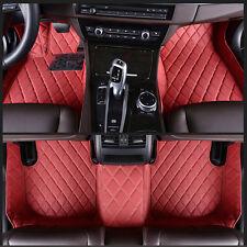 For Honda Civic 2012-2015 6 Colours leather Car Floor Mats Waterproof Mat