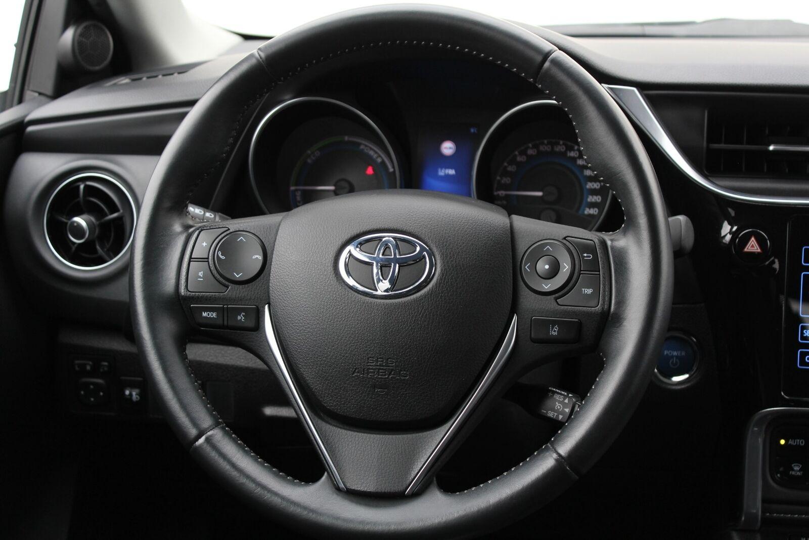 Toyota Auris 1,8 Hybrid H2 Comfort CVT - billede 8