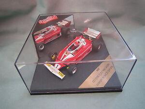 Dv6020 Quartz Vitesse Ferrari 312t2 # 1 Monaco Gp 1976 Lauda 4067 1/43 F1