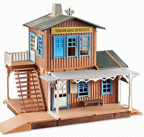PLAYMOBIL Western Station 6462 new nuovo remake of 3770 MISB