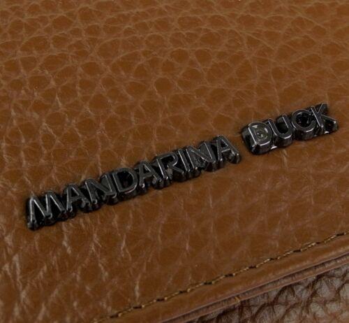 marrone Mandarina Portafoglio Portafoglio blu Duck donna New wq44IxF8R