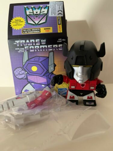 The Loyal X serie Transformers Subjects due Sideswipe