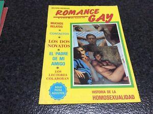 ROMANCE-GAY-N-2-Magazine-vintage-gay-Spain-1987