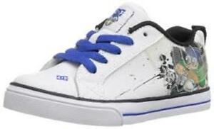 DC-Youth-Court-Graffik-Vulc-WG-Skate-Sneaker-Rob-Dyrdek-039-s-Wild-Grinders-Wh-Royal
