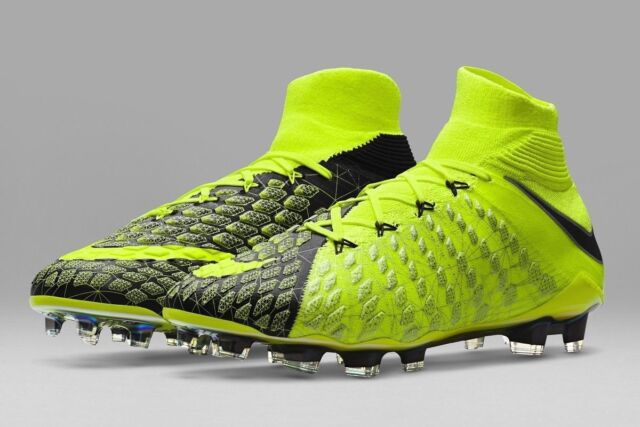 cheap for discount bdcb6 7b742 Nike Hypervenom Phantom III DF SE FG US Size 11 Flyknit ACC 882008-700