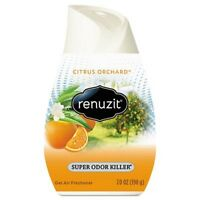 Renuzit Citrus Orchard Air Freshener 7.5 Oz (pack Of 12), New, Free Shipping