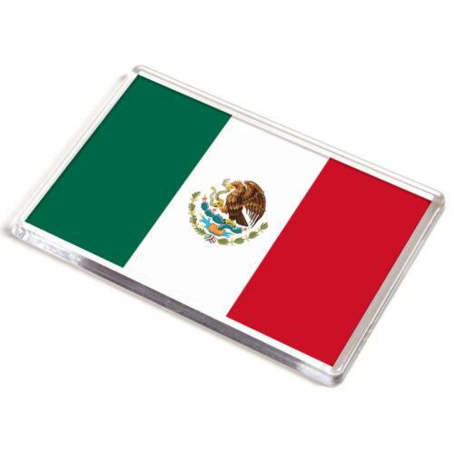DOOR PLAQUE Mexico Flag