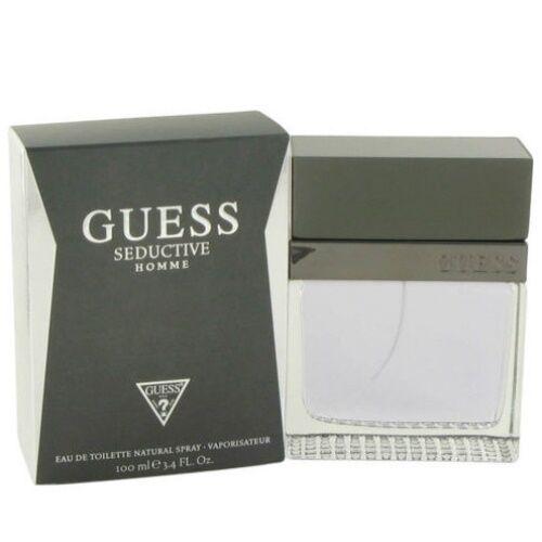 Guess Seductive 3.4oz Men s Eau de Toilette   eBay 646ca2147c5