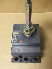 UT-24 * NIB . Square D 60A Current Limiting Circuit Breaker Cat# HLL36060LV .