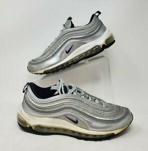 Noble Inicialmente Distinción  Para mujeres Zapatos Nike Air Max 97 Damas Talla 8.5 Gris Negro Blanco |  eBay