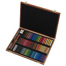 Conte un París De Bambú De Dibujo Y Bocetos Set Lápices, Crayones, Pasteles - 750340