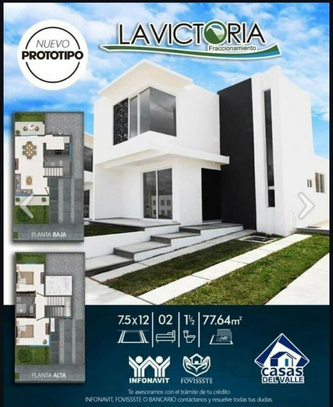 Casa  en Venta en Fracc. La Victoria, Tuxtla GTZ, Chiapas, 2 Recámaras