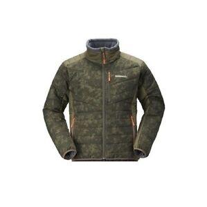 Shimano-Basic-Insulation-Jacket-Ore-Khaki-Winterjacke-Thermojacke-Jacke-M-XXXL