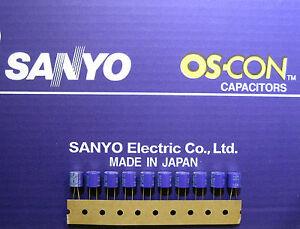 10pcs-Oscon-Sanyo-OS-CON-47-F-25V