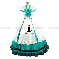 VOCALOID Hatsune Miku Alice DRESS COS Clothing Cosplay Costume