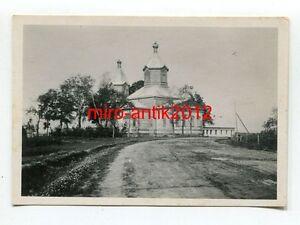 Photo-Wehrmacht-overlooking-Church-in-Turki-Smolensk-Oblast-Russia