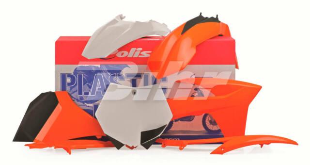 43035: POLISPORT Kit plástica Polisport KTM color original 90510