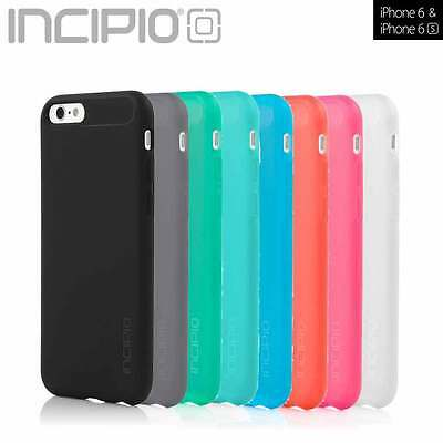 """Incipio iPhone 6S 6 Case 4.7""""  NGP Shockproof Slim Soft Shell Ultra Thin Cover"""