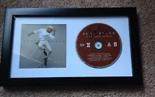 Aloe Blacc Signed Lift Your Spirit Framed Cd Album Proof The Man, Wake Me Up