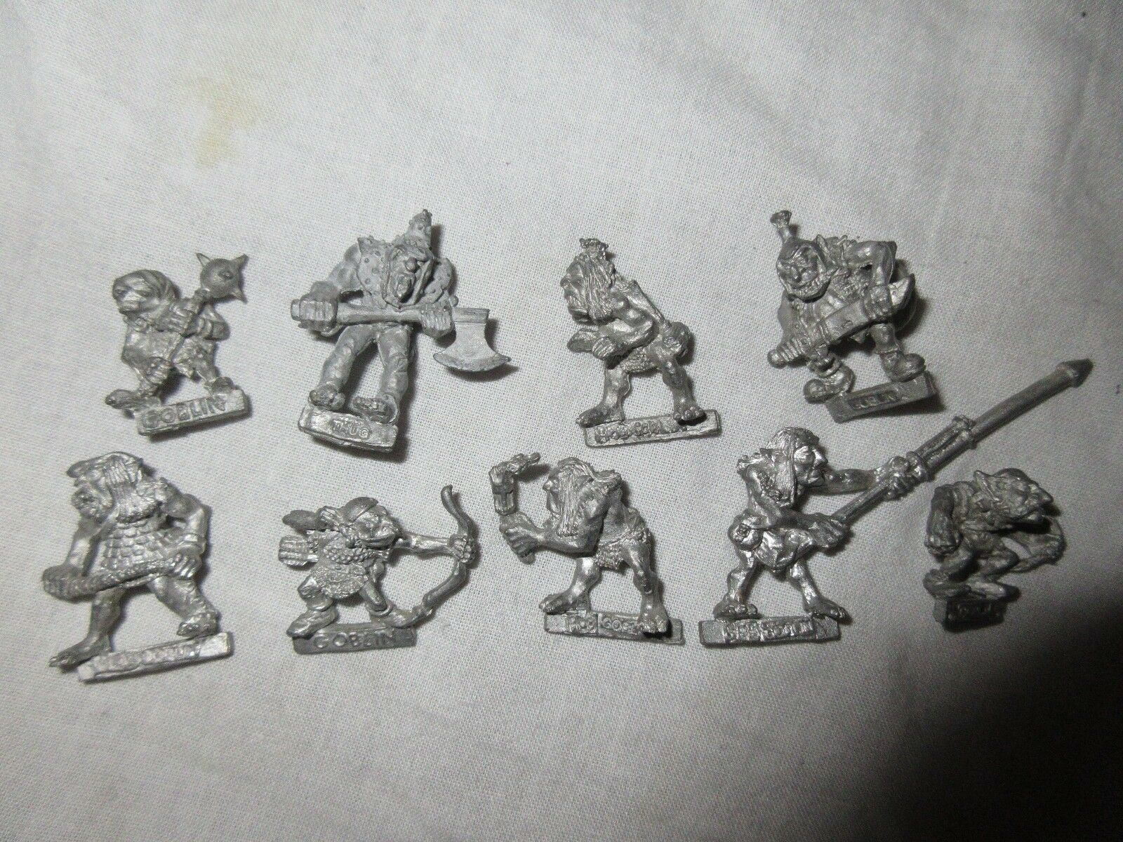 Hobgoblin goblin mix joblot Army marauder  games workshop
