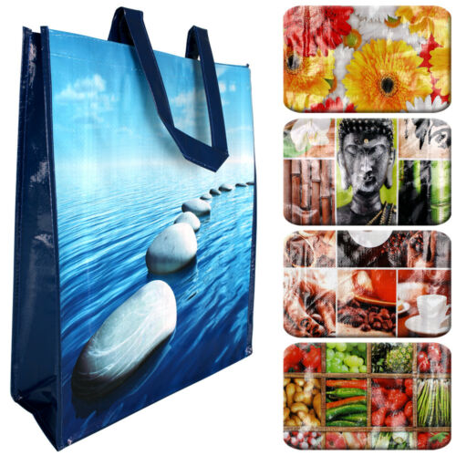 XL Einkaufstasche Tasche Damentasche Strandtasche Shopper Reisetasche Beutel NEU