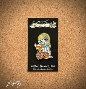 JASMINE-BECKET-GRIFFITH-Alice-amp-The-Fawn-Limited-Edition-LE-PIN